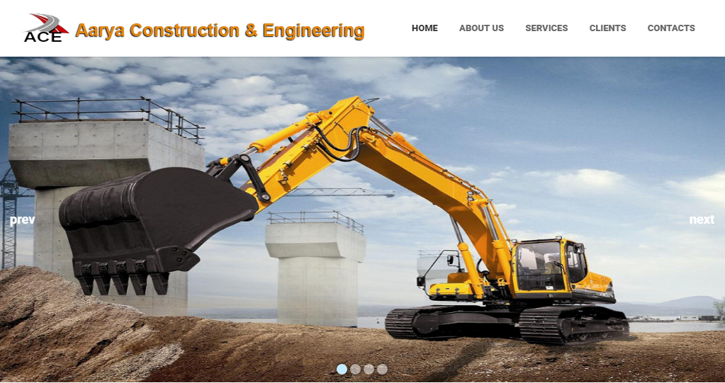 Aaryaconstruction by Laxicon Solution